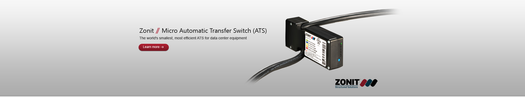 Zonit Micro Automatic Transfer Switch